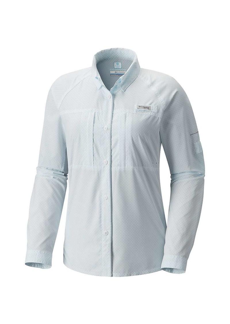 Columbia Women's Ultimate Catch Zero II Long Sleeve Shirt