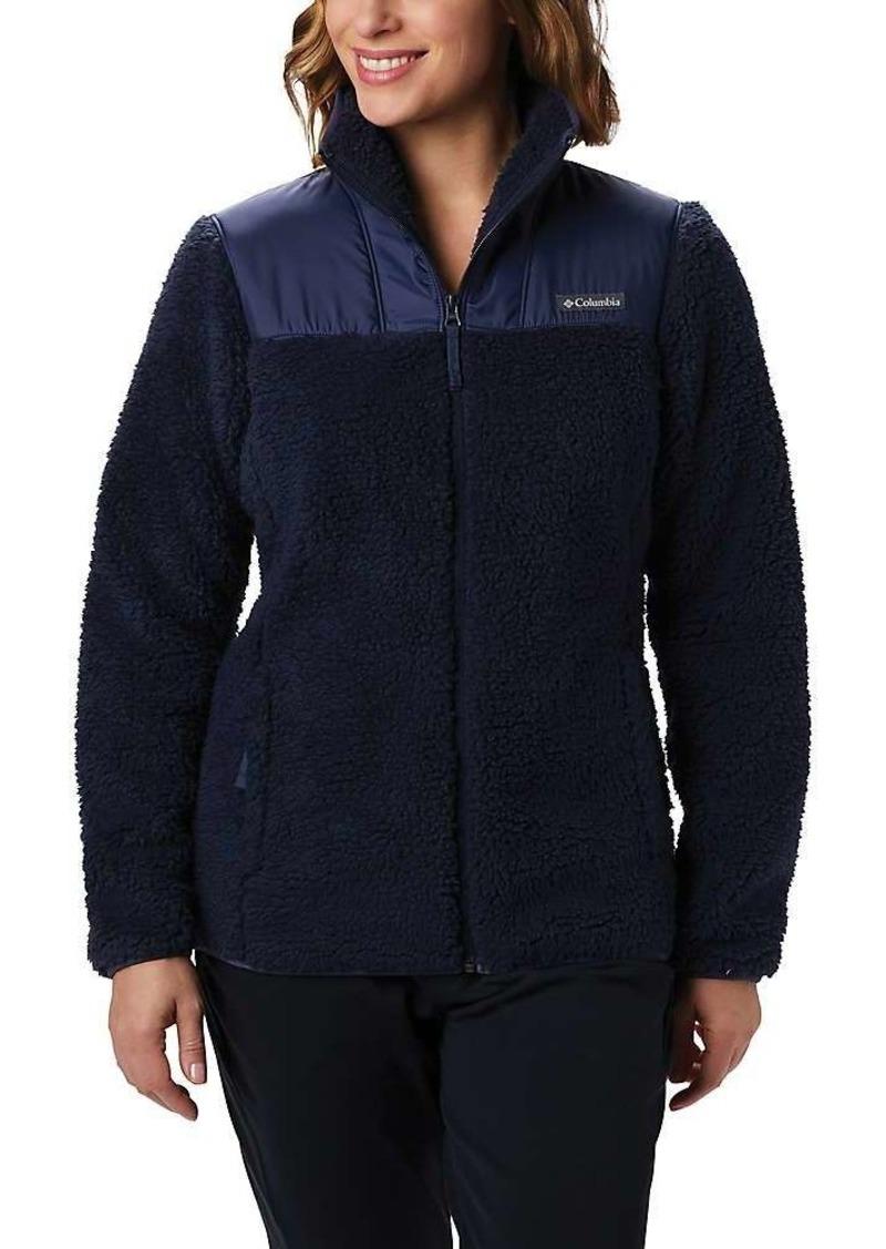 Columbia Women's Winter Pass Fleece Full Zip