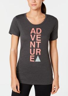 Columbia Word Block Graphic-Print T-Shirt