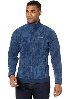 Columbia Crater Summit™ Printed Fleece Full Zip