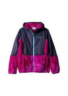 Columbia Fluffy Fleece™ Hybrid Full Zip (Little Kids/Big Kids)