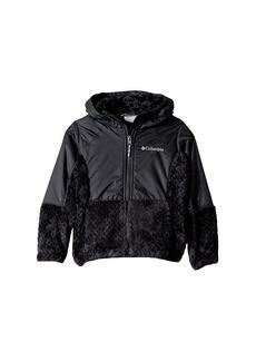 Columbia Fluffy Fleece™ Hybrid Full Zip (Little Kids/Big Kids)