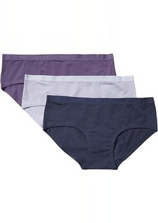 Columbia Four-Way Stretch Hipster 3-Pack
