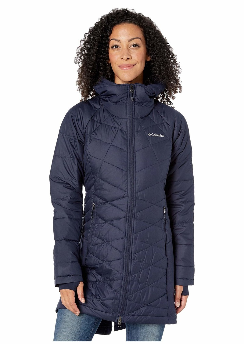 Columbia Heavenly™ Long Hybrid Jacket