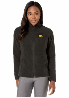 Columbia Iowa Hawkeyes CLG Give and Go™ II Full Zip Fleece Jacket