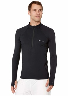 Columbia Midweight Stretch Long Sleeve Half Zip Top