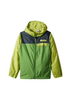 Columbia Mountain Side Lined Windbreaker (Little Kids/Big Kids)