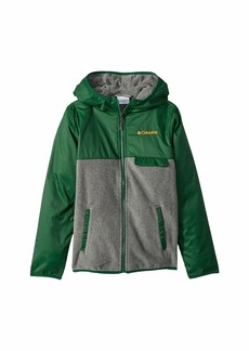 Columbia Mountain Side™ Overlay Full Zip Fleece (Little Kids/Big Kids)