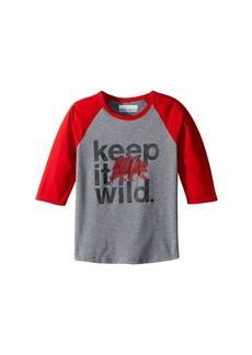 Columbia Outdoor Elements 3/4 Sleeve Shirt (Little Kids/Big Kids)