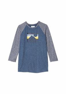 Columbia Outdoor Elements™ 3/4 Sleeve Shirt (Little Kids/Big Kids)