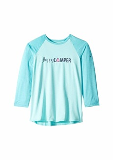 Columbia Outdoor Elements 3/4 Sleeve Shirt (Little Kids/Big Kids)