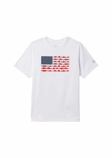 Columbia PFG™ Finatic Short Sleeve Shirt (Little Kids/Big Kids)
