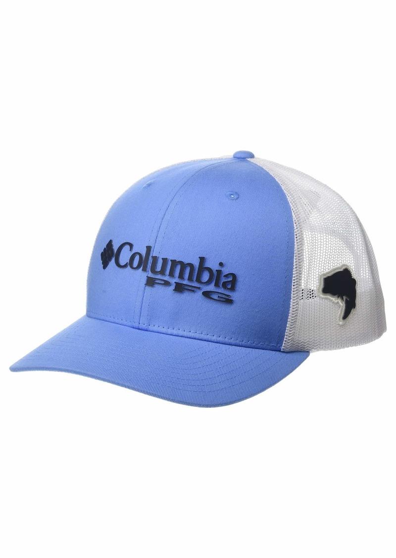 7ef7e1dc20c56 Columbia PFG Mesh Snap Back Ballcap