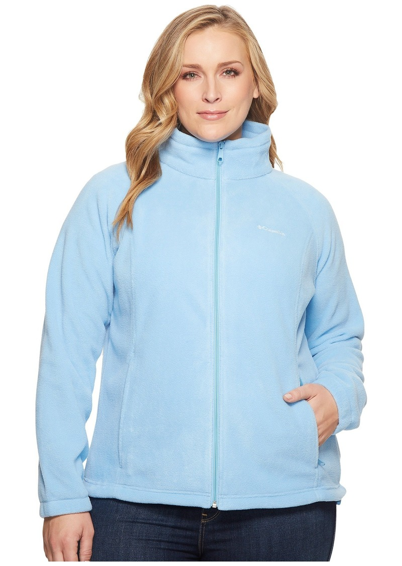 Columbia Plus Size Benton Springs™ Full Zip