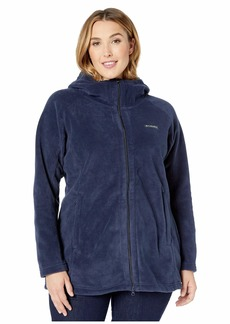 Columbia Plus Size Benton Springs™ II Long Hoodie