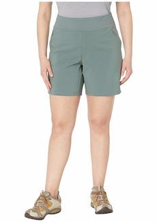 Columbia Plus Size Bryce Canyon™ Hybrid Shorts