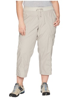 Columbia Plus Size Down the Path Pull-On Capris