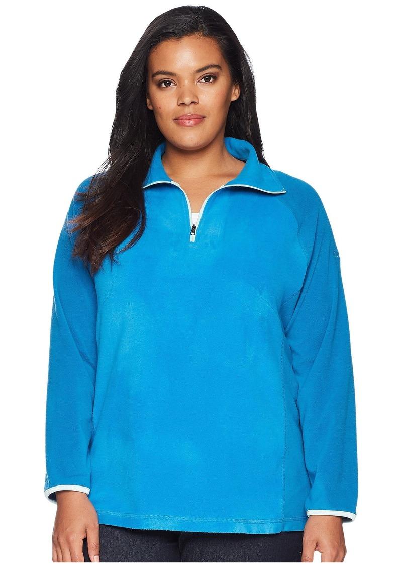 Columbia Plus Size Glacial™ Fleece III 1/2 Zip