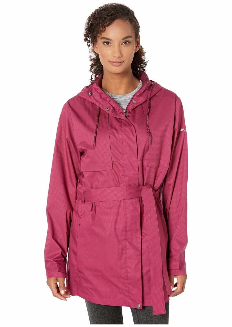 Columbia Plus Size Pardon My Trench™ Rain Jacket
