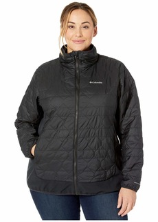 Columbia Plus Size Seneca Basin™ Hybrid Jacket