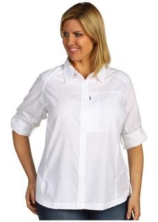 Columbia Plus Size Silver Ridge™ L/S Shirt