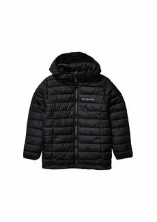 Columbia Powder Lite™ Hooded Jacket (Little Kids/Big Kids)