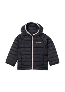 Columbia Powder Lite™ Hooded Jacket (Toddler)