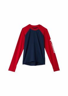 Columbia Sandy Shores™ Long Sleeve Sunguard (Little Kids/Big Kids)
