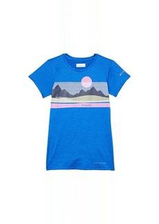 Columbia Sasse Ridge™ Graphic Short Sleeve Tee (Little Kids/Big Kids)