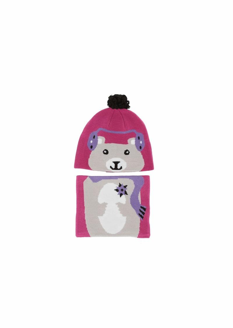 Columbia Snow More Hat & Gaiter Set (Toddler)