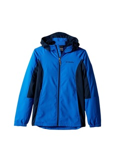 Columbia SplashFlash™ Hooded Softshell Jacket (Little Kids/Big Kids)