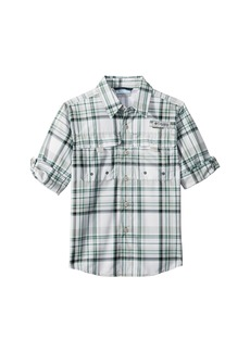 Columbia Super Bahama™ Long Sleeve Shirt (Little Kids/Big Kids)
