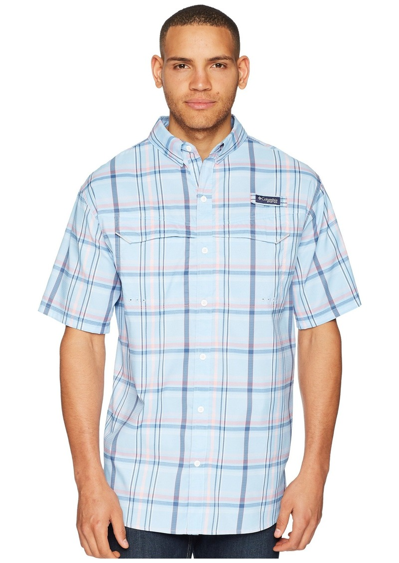 5b990e3fc9a Columbia Super Low Drag™ Short Sleeve Shirt | Casual Shirts
