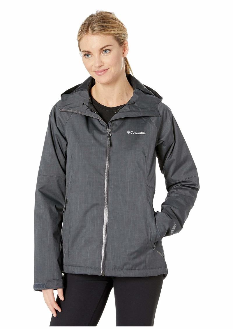 Columbia Top Pine™ Insulated Rain Jacket