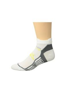 Columbia Trail Running Nilit Breeze Lightweight Low Cut Socks 1-Pack