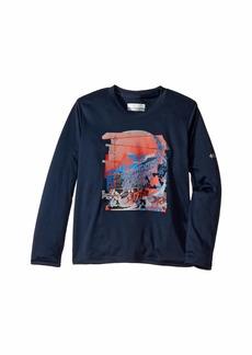 Columbia Trail Tearin™ Long Sleeve Shirt (Little Kids/Big Kids)