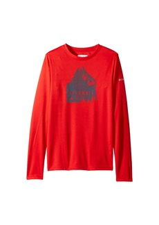 Columbia Trail Tearin™ Long Sleeve Shirt (Little Kids/Big Kids)