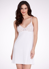 Commando + Butter Knit Lace Top Chemise