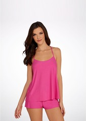 Commando + Butter Knit T-Back Lounge Camisole