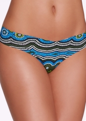 Commando + Printed Thong