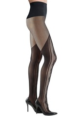 Commando + The Deco Net Tights