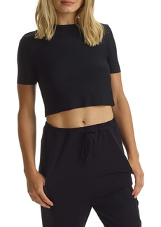Commando Butter Crop Top