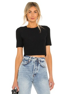 Commando Butter Cropped Tee