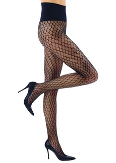 Commando Chainlink Net Tights