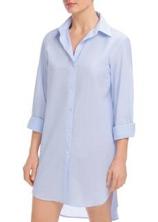 Commando Cotton Voile Oversized Sleepshirt