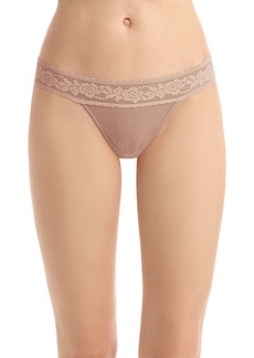 Commando Kitty Soft Thong (Any 3 for $48)