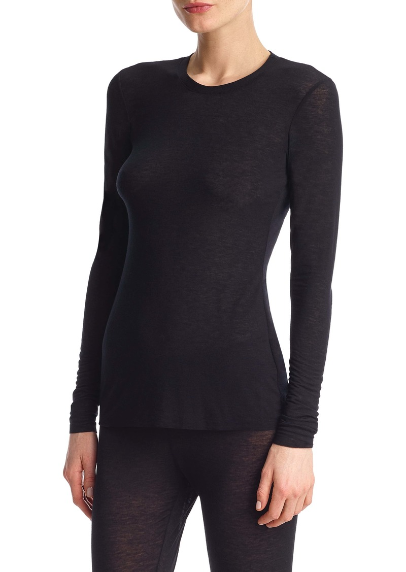 Commando Layers Long Sleeve Top