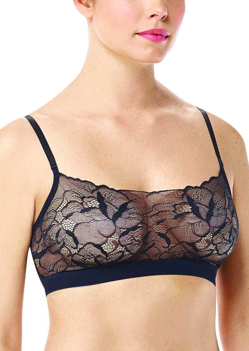 696724b24c7 On Sale today! Commando Love Lust Sheer Lace Bralette