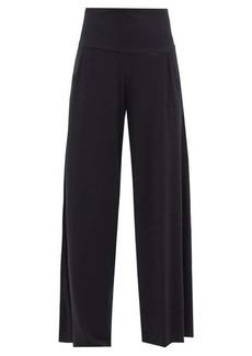Commando Modal-blend wide-leg trousers