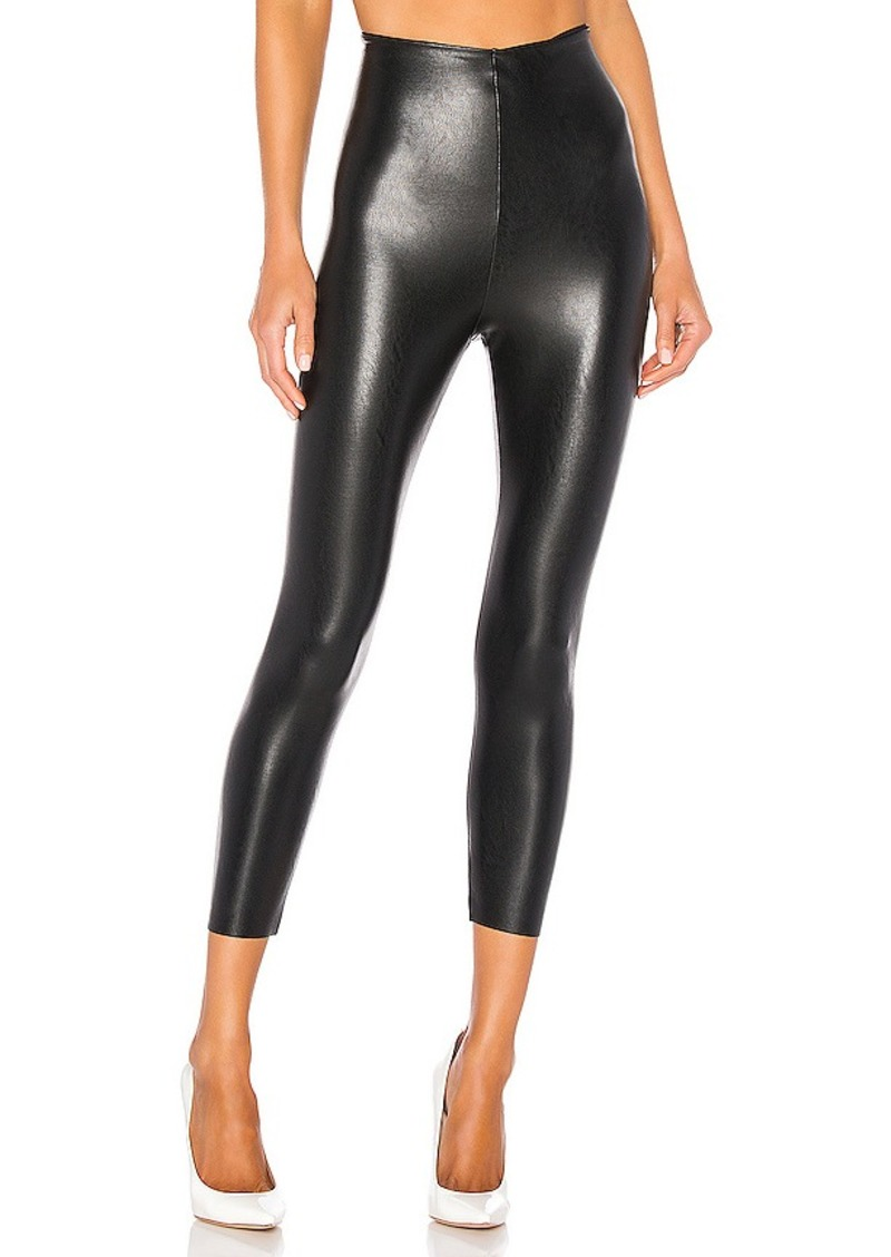 Commando Perfect Control Faux Leather Capri